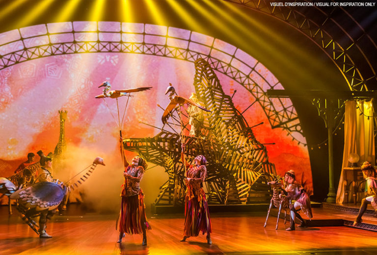 Disneyland Paris Announces Lion King Stage Show For 2019