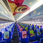 China Eastern Airlines Debuts Toy Story Plane