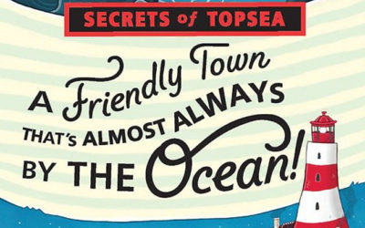 Book Review - Secret of Topsea: A Friendly Town That's Almost Always by the Ocean