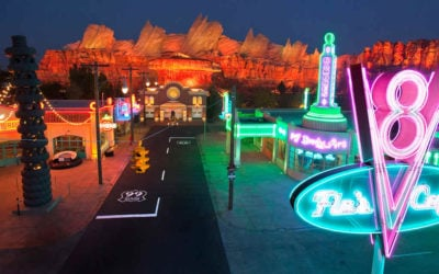 100 Days of Pixar: Cars Land