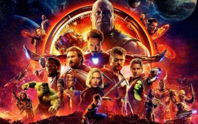 Infinity War Reveiw