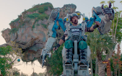 Pandora Conservation Initiative Utility Suit Scientists Coming to The World of Avatar