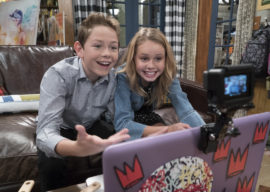 """Production Begins on Disney Channel's """"Coop and Cami Ask the World"""""""