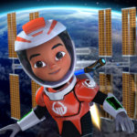 Disney Makes History with First TV Premiere in Space!
