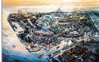 Disney Extinct Attractions: Port Disney and DisneySea Long Beach