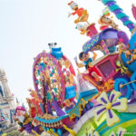 Disney Extinct Attractions: Disney on Parade, Jubilation, and Happiness is Here Parade