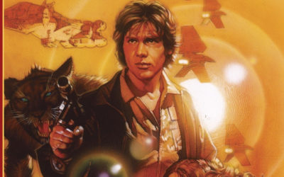 """Retro Book Review – """"Star Wars: The Paradise Snare"""" by A.C. Crispin"""