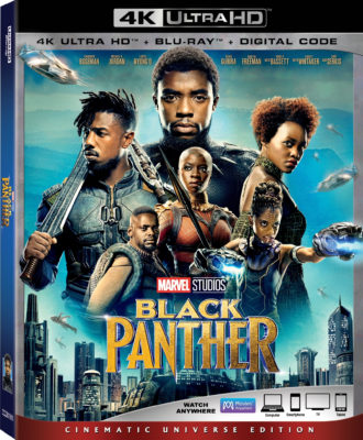 4K Blu-Ray Review: Black Panther - LaughingPlace com