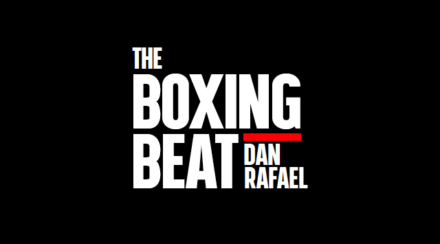The Boxing Beat with Dan Rafael