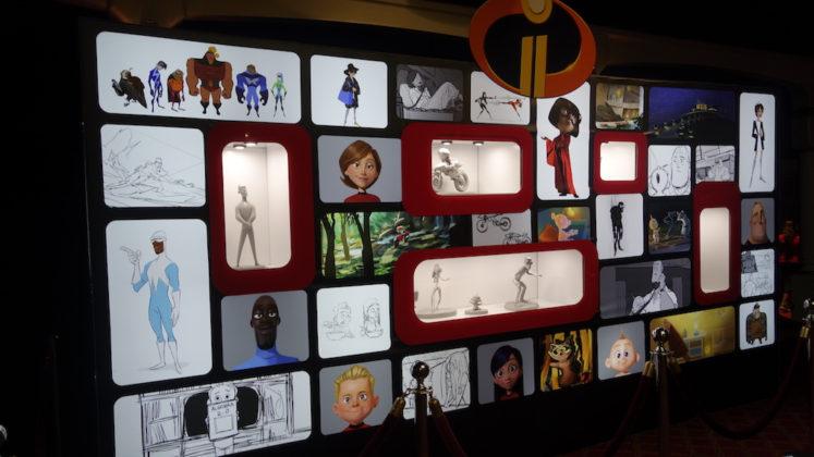Disney California Adventure - Incredibles 2 Preview