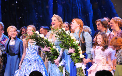 Frozen Tony Awards