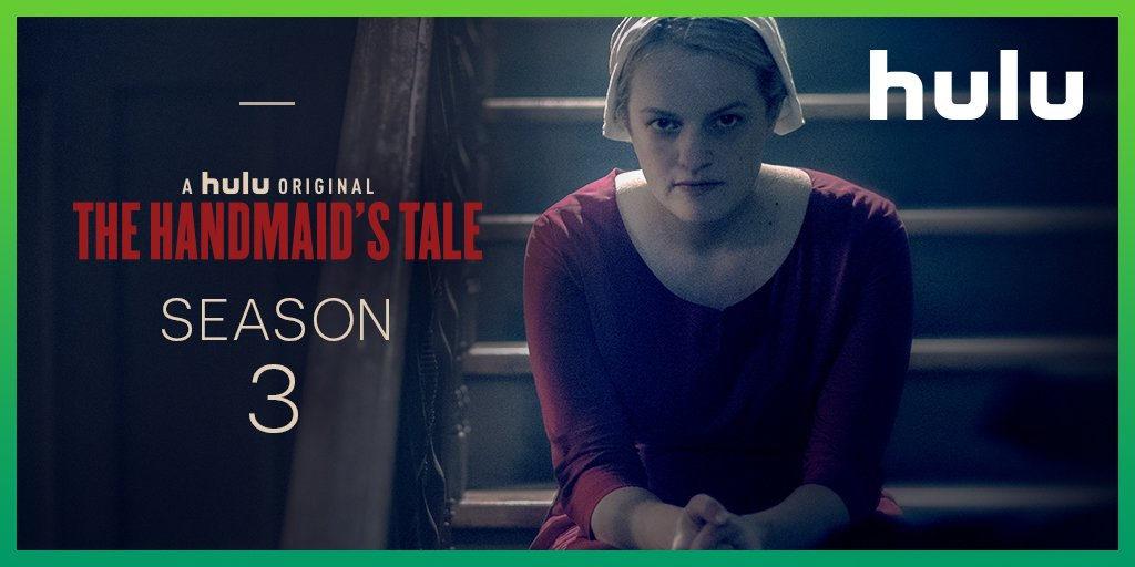 Handmaid's Tale on Hulu