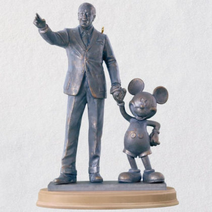 Disney Hallmark Ornaments Partners