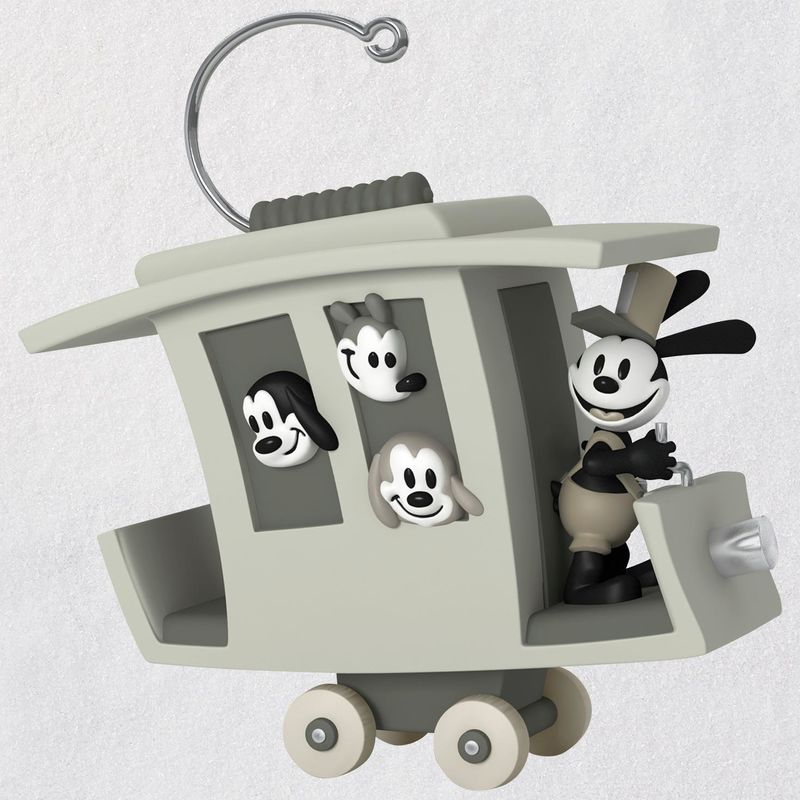 Disney Hallmark Ornaments Oswald