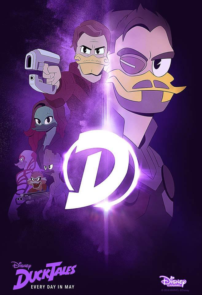 W Ducktales DuckTales Releases The...