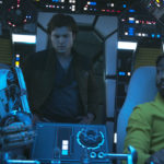 """Solo"" Cast and Crew Prepare to Tell Another ""Star Wars Story'"