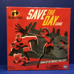 Board Game Review: The Incredibles Save the Day