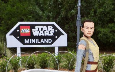 LEGOLAND Florida Kicks Off Star Wars Days With A New Jakku Miniland