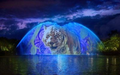 Disney Extinct Attractions: Journey into the Jungle Book: Alive with Magic