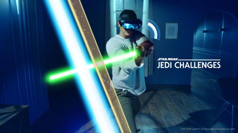 Star Wars: Jedi Challenge