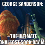 Lost Sock Day: An Ode to Our Cotton Pals