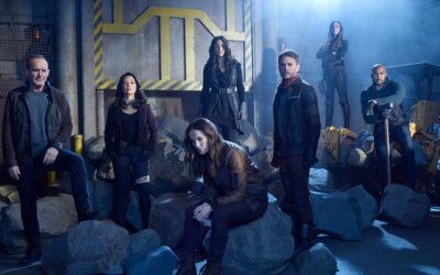 Marvel's Agents of SHIELD Renewed
