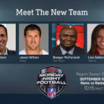 ESPN Debuts New Monday Night Football Broadcast Team