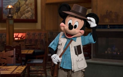 Character Dining Experiences