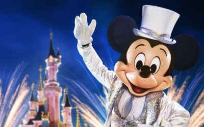 Disneyland Paris Celebrating World's Biggest Mouse Party This Fall and Winter