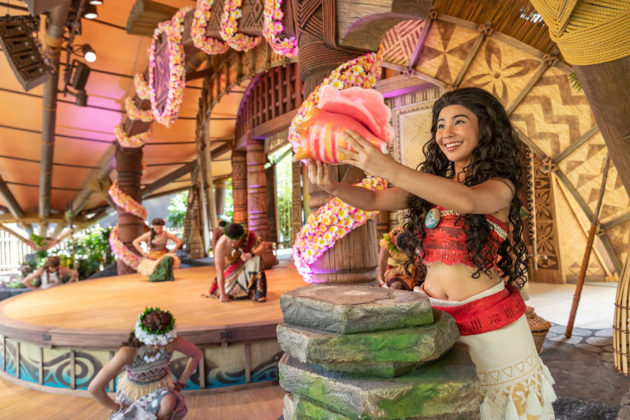 Moana: A Homecoming Celebration