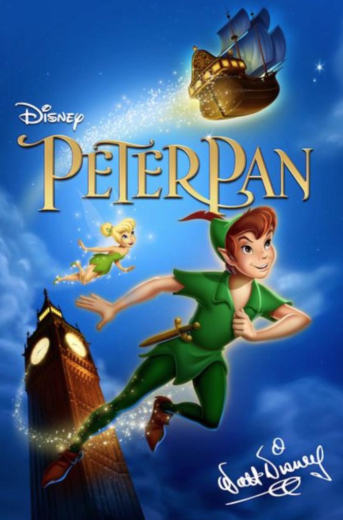Peter Pan Walt Disney Signature Collection