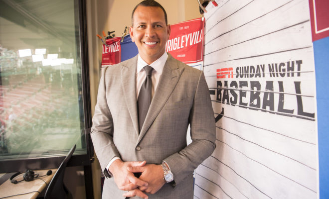 Pivot with Alex Rodriguez