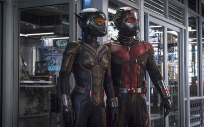 Ant-Man and the Wasp sneak peek