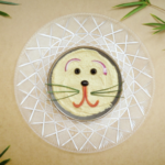 Make a Simba Veggie Spread During YouTube Kids' Month of Making
