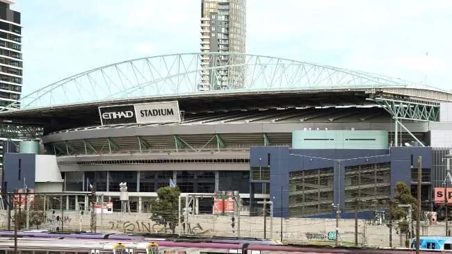 marvel stadium - photo #1