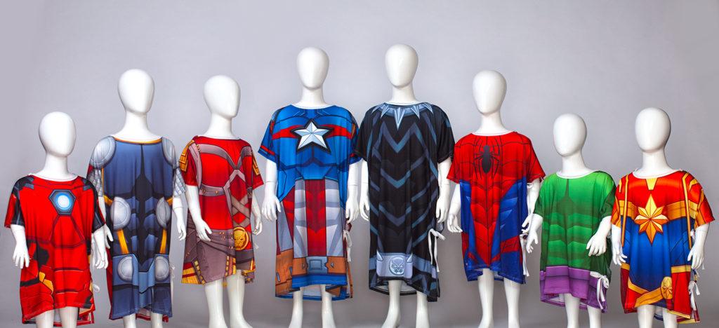 Marvel Starlight Gowns