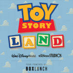 Toy Story Land Mall Tour Presented by Box Lunch to Tour United States
