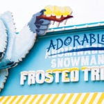 Adorable Snowman Frosted Treats Debuts Ahead of Pixar Pier at Disney California Adventure