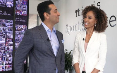 Sage Steele and Kevin Negandhi Named Hosts of 6pm SportsCenter