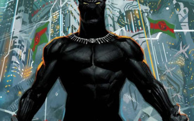"Comic Review: ""Black Panther #1"""