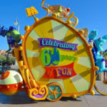 100 Days of Pixar: Pixar Play Parade