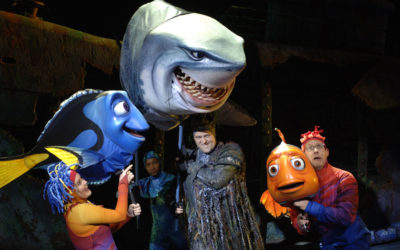 100 Days of Pixar: Finding Nemo - The Musical