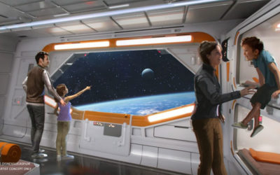 Location Announced for Star Wars Themed Resort at Walt Disney World