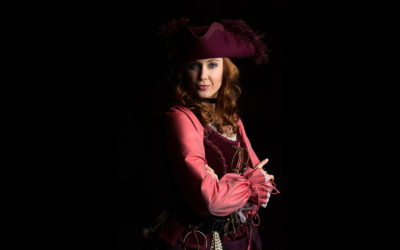 Redd the Red Head Pirate Walk-Around Character Coming to Disneyland