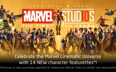 Marvel Studios Digital Exclusive Bonus Features