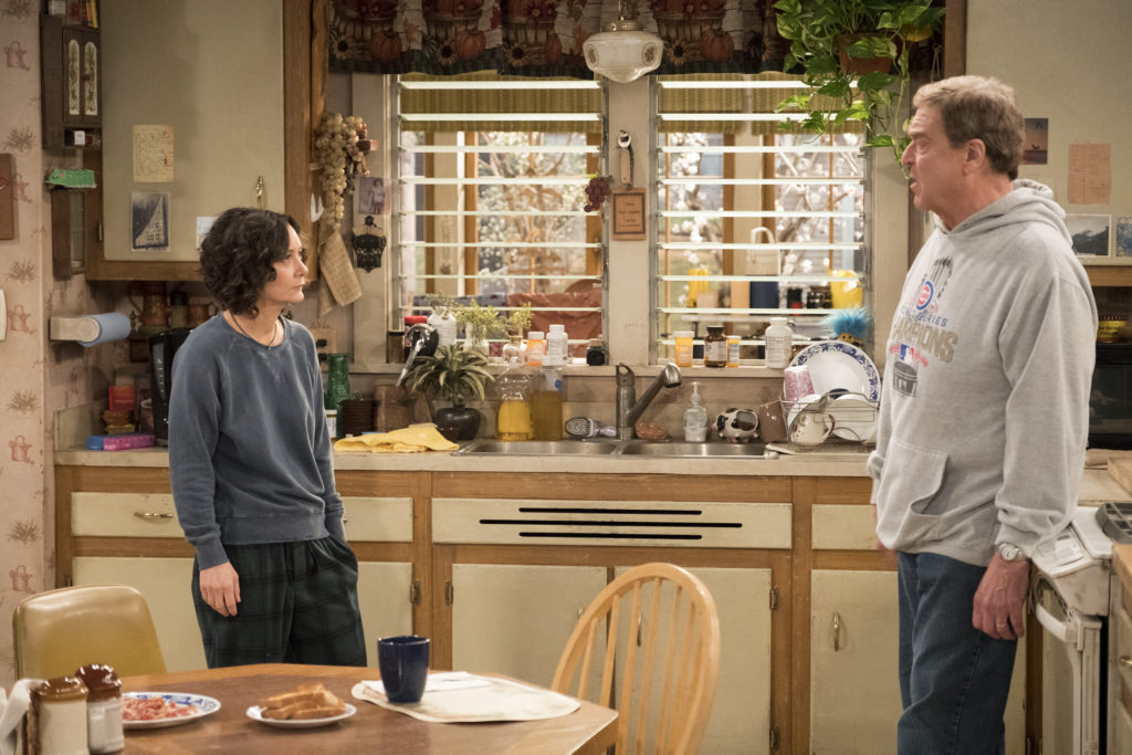 Roseanne, The Conners