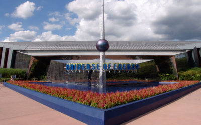 Disney Extinct Attractions: Universe of (Ellen's) Energy (Adventure)