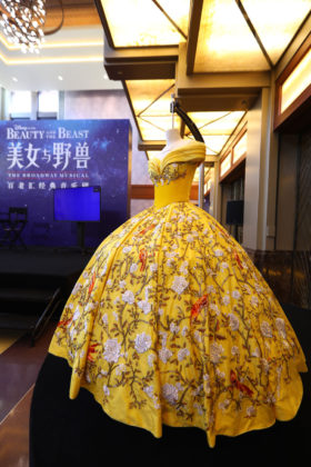 Beauty and the Beast Premiere Shanghai