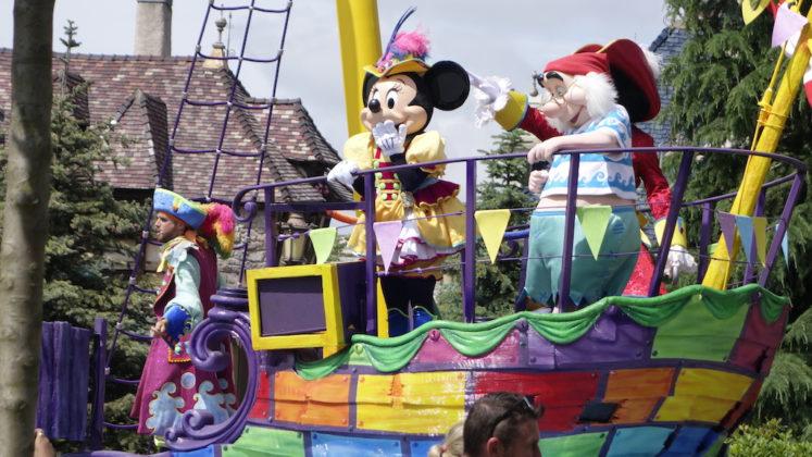 Festival of Pirates and Princesses