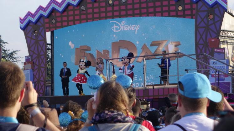 Disney FanDaze Characters